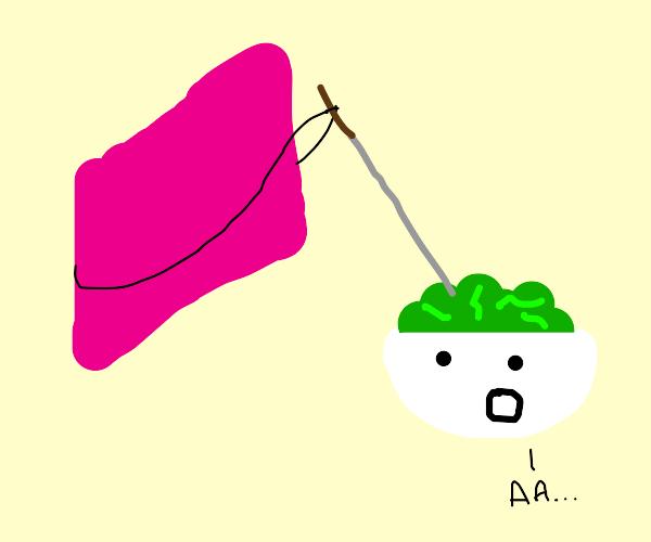 pink rhombus murders screaming salad