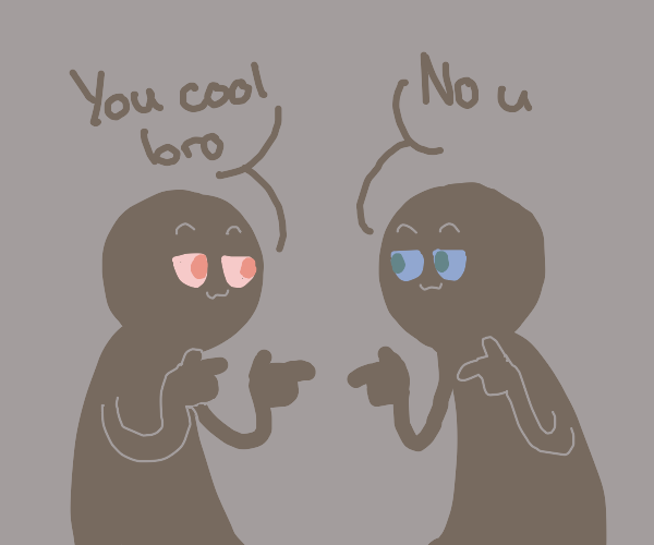 compliment each other