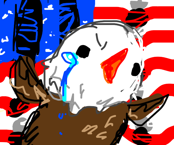 Crying Freedom Birb
