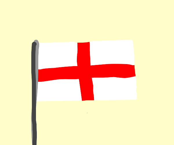 Flag of England (not the UK)