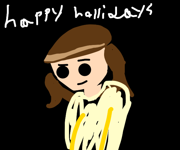 Happy Hollidays Everybody!!!