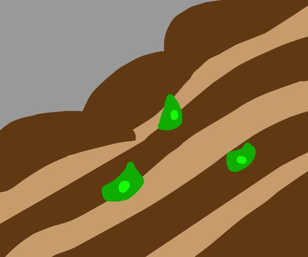 Cash in a Mudslide