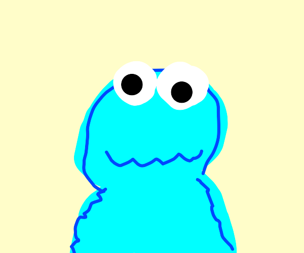 Coookie Monster