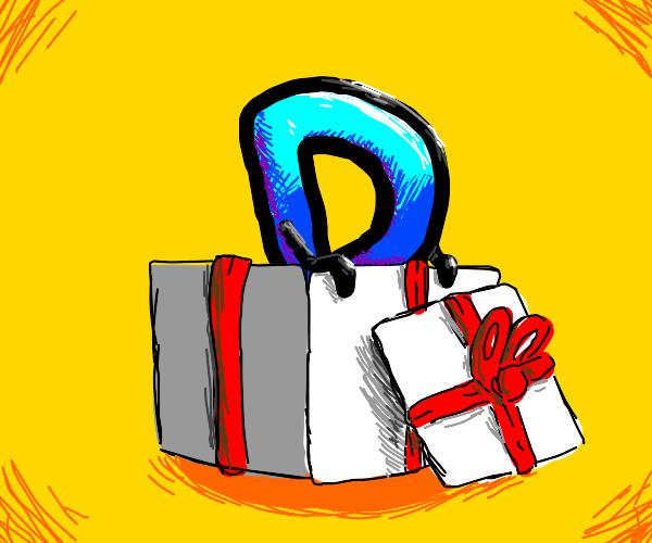 Getting drawception as a present