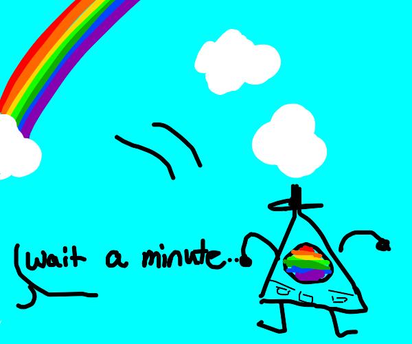 The rainbow connection.