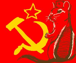 A soviet chipmunk