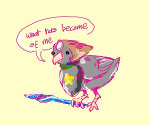 Pigeon pearl (Steven universe)