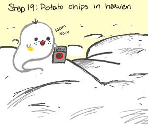 Step 18: Die