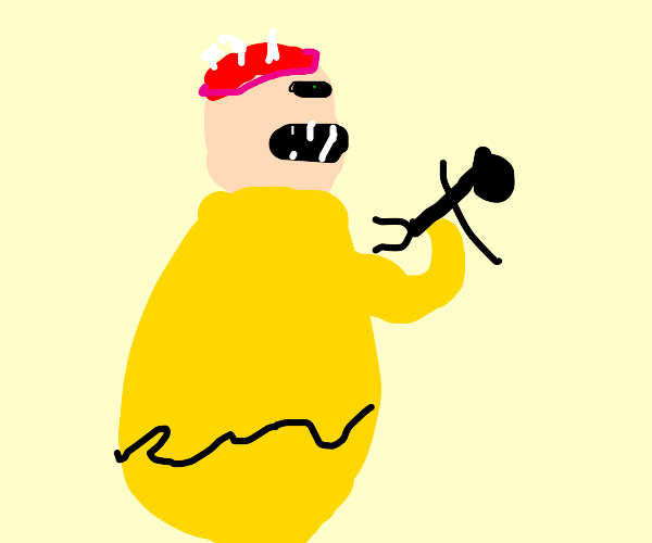 Polpo eats people
