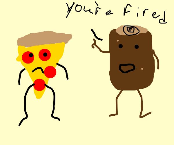 Wood Boss Fires Pizza