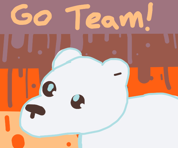 Go Team Polar Bear!