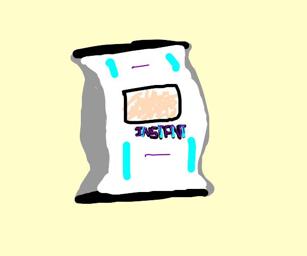 Futuristic Rice