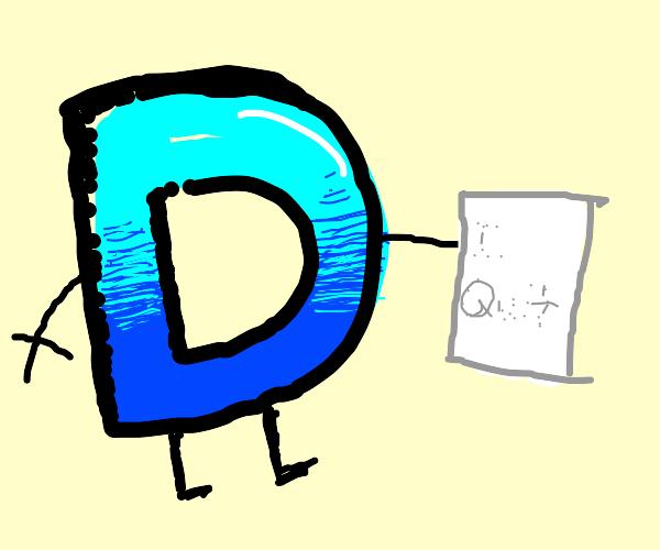 drawception quits