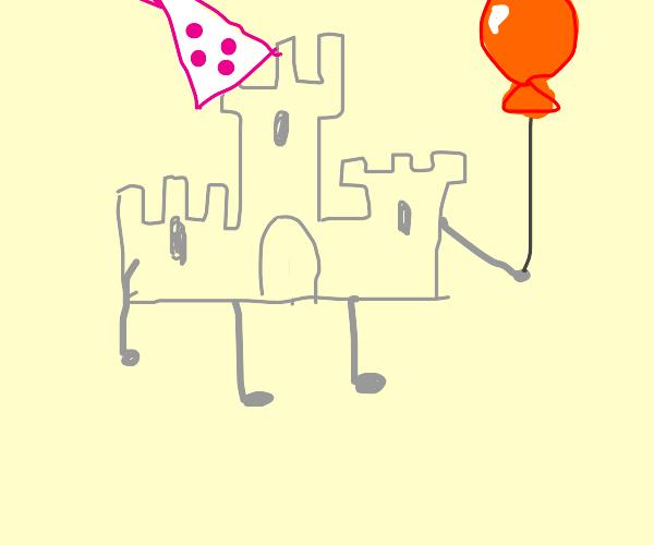 PAAAAARTAAAY Castle!