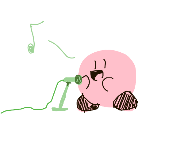 kirby singing