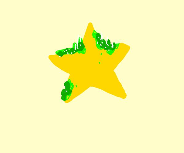Moldy Star