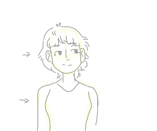 head-torso lady