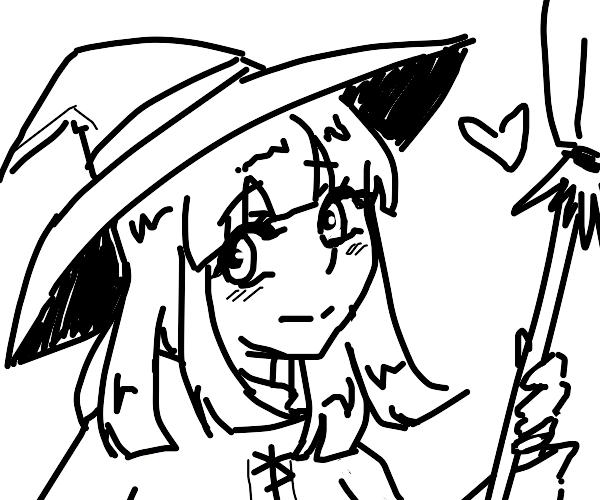 Loving Witch