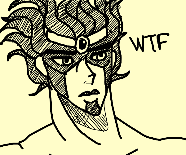 Star Platinum wtf