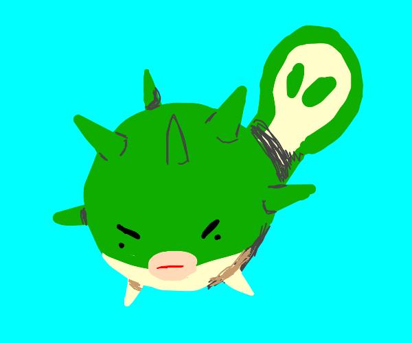 Pokemon Qwilfish