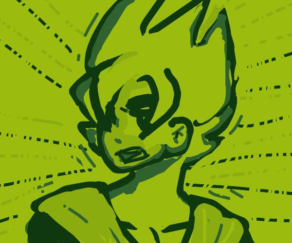 Green Super Saiyan