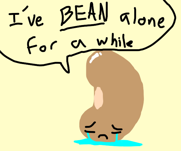 lonely bean