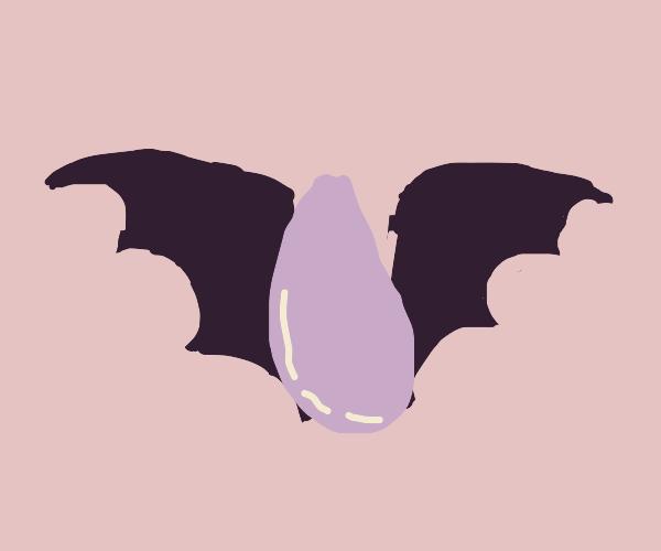 Teardrop with batwings
