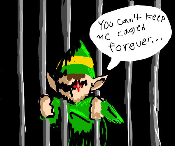 elf in jail