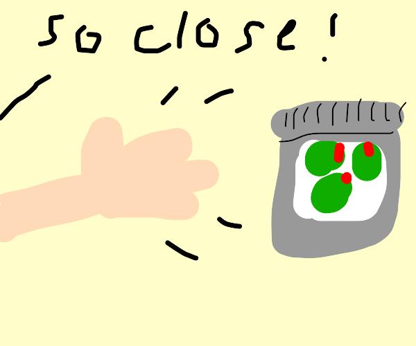 C'm'ere olives