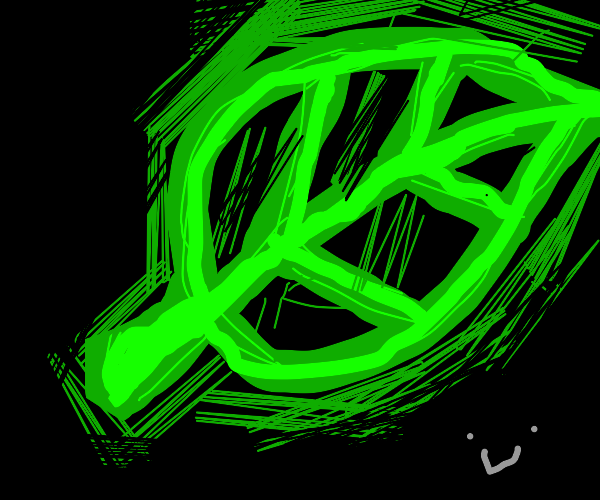 Happy leafeon
