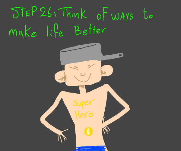 step 25:think about your lifes decisions