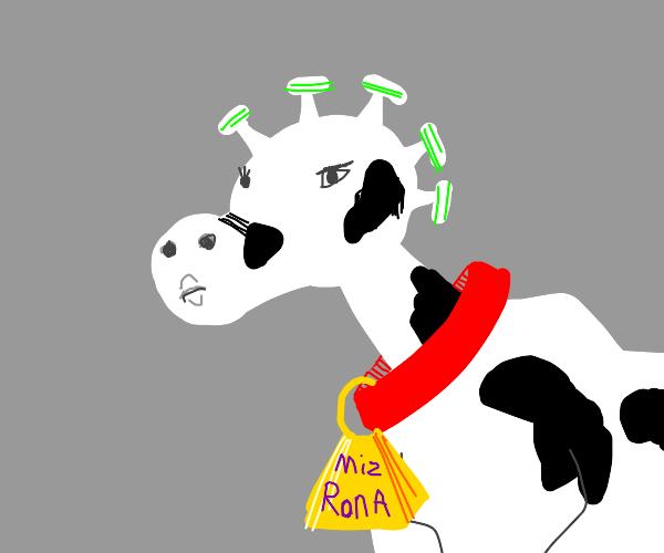 Cow-rona Virus
