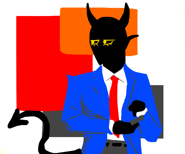 Business Demon unimpressed