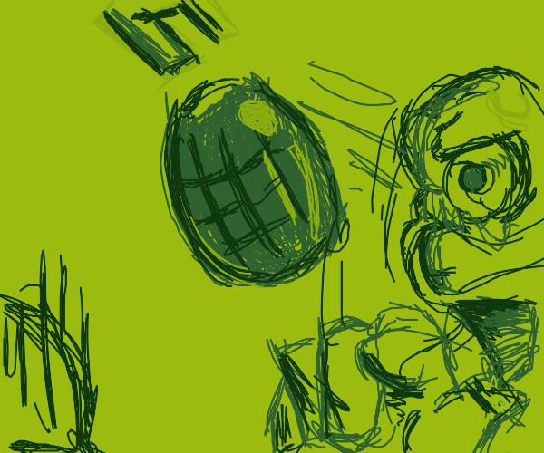 Astro-Grenade