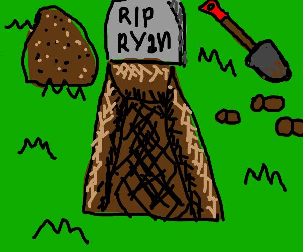 ryan is gone