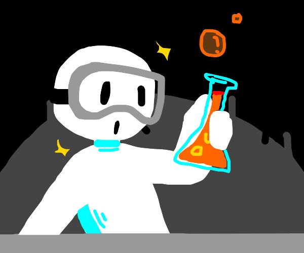 Draw something sciency