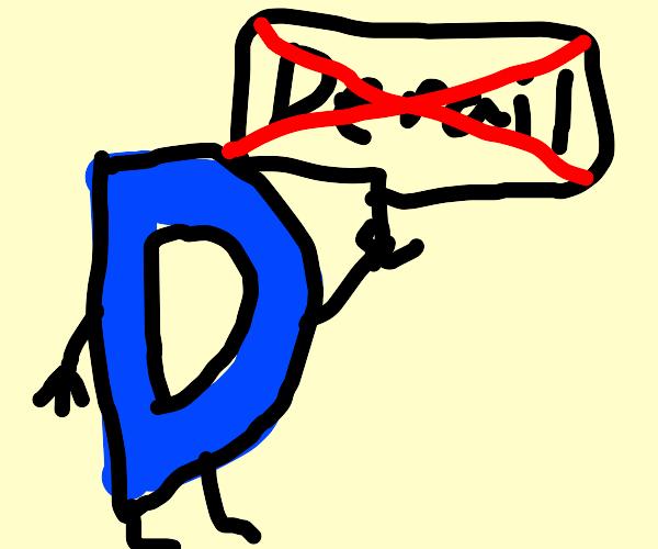 Drawception is against derailism