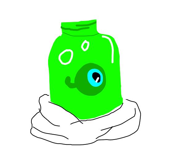 baby septiceye