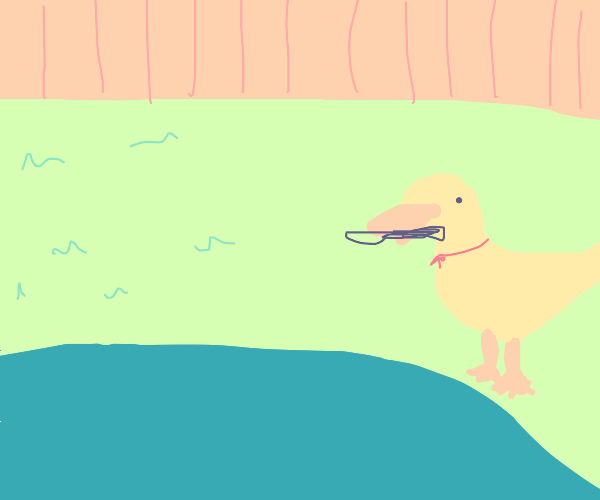 The Untitled Goose Game