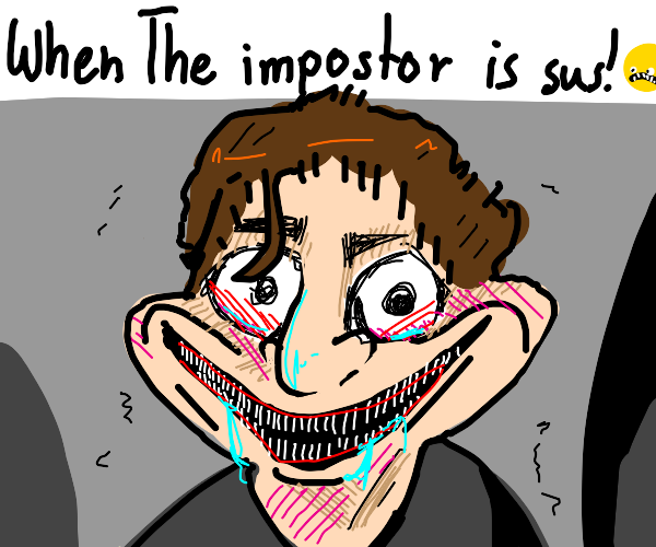 When the impostor is sus!