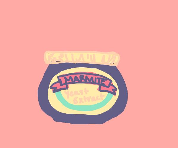 Red marmite