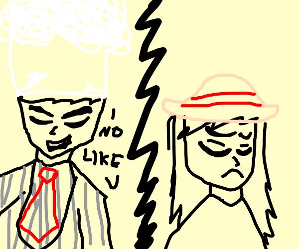 Mafia is best chef, Mafia no like hat girl