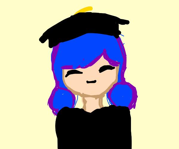 Ladybug Graduate
