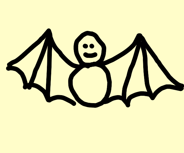 Bat w no ears
