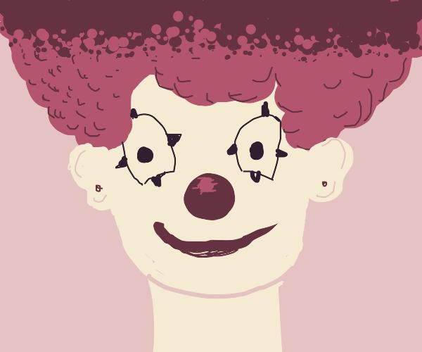 paint clown