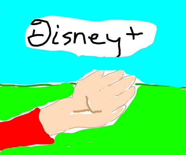 "Disney's new movie, ""MANO"""