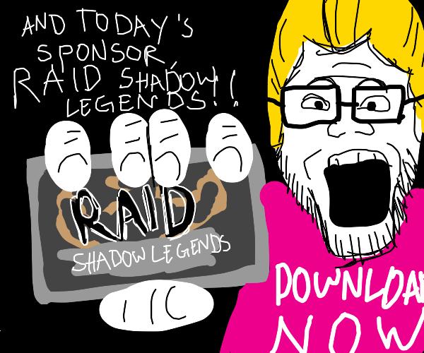 Raid: Shadow Ledgends ad