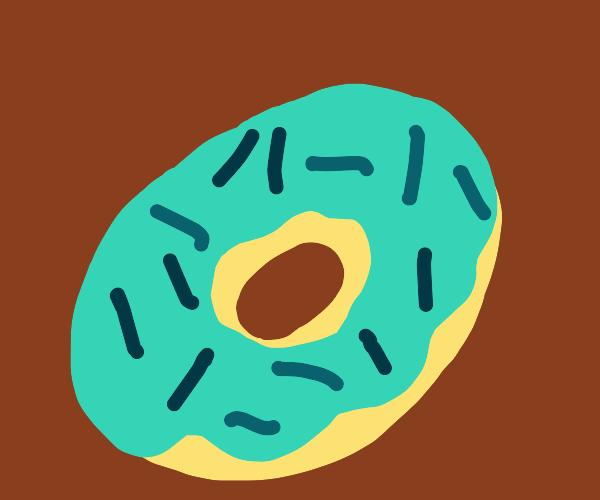 Doughnut (or Donut)