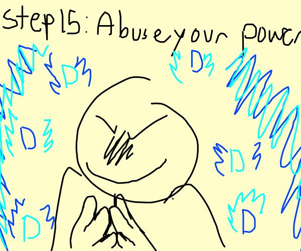 Step 14 Become Drawception