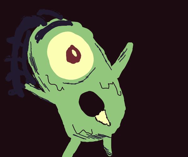 plankton's final form